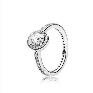 PANDORA Vintage Elegant Ring